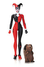 DC Comics Designer Amanda Conner Traditional Harley Quinn Action Figure