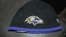 Baltimore Ravens New Era Hat Cap Tuque Beanie Mens Womens  New NWT