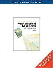 Mathematical Statistics with Applications by Dennis O. Wackerly, Richard L. Scheaffer, William Mendenhall (Paperback, 2007)