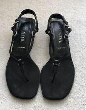 fb5c84553bf PRADA Kitten Low (3/4 to 1 1/2 in) Heel Height Sandals for Women for ...