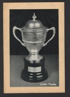 1934-44 Beehive Group I Photos #360A Calder Trophy Dated on back