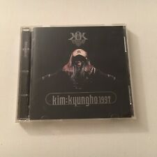 Kyung-Ho Kim 김경호 1997 CD Heavy Metal Korea Samsung Music ‎YSCS-239