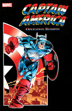 Captain America Operation Rebirth Marvel Comics TPB softcover new