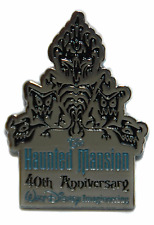 Disney Pin 72408 WDI Haunted Mansion 40th Cats eyes Flying ghosts Cast Exclusive