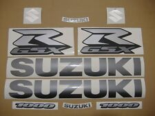 GSX-R 1000 05-06 full decals stickers graphics kit set k5 motorcycle adhesives