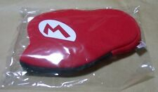 New Super Mario Bros Club Nintendo 3DS Mario Case pouch red