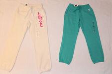 Gap Kids Sweat Pants Girls White/Turquoise Size XS/S/L NWT