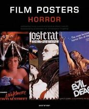 """""""VERY GOOD COND"""" FILM POSTERS HORROR (2006) LARGE PAPERBACK"""