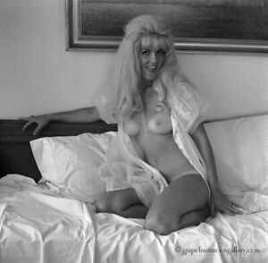 Bunny Yeager 60s Camera Negative Sultry Cheesecake Lisette Wiloughby Teaser Pose