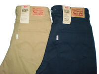 Levi's Women's Classic Mid Rise Skinny Soft Twill Jeans, Navy, Harvest New $59