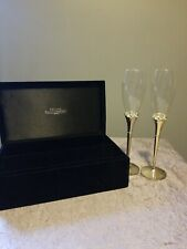 Things Remembered Wedding Glasses in box