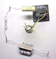 1 Vintage Bose Crossover Filter Replacement 201 Series II 8 Ohm 60 Watt Speaker
