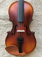 New 1/8 violin (One piece back plate)-#28357