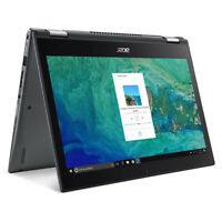 """Acer Spin 2-in-1 Touchscreen FHD 14"""" Laptop i5, up to 1TB SSD, 8GB RAM, Win 10"""