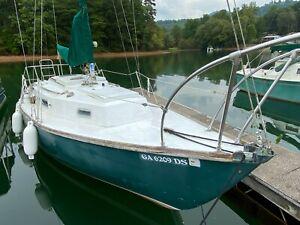 1975 Cape Dory 25' Sloop Sailboat - North Carolina
