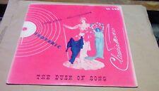 CLAUDIA MUZIO USED L.P. THE DUSE OF SONG TEN OPERATIC ARIAS ES-502 RED VINYL.
