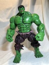 "MARVEL DIAMOND SELECT 2012 / 2013 GREEN HULK 10"" FIGURE"