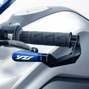 Yamaha YZF R125 R6 R1 Thundercat Lever Hand Guards Bar Ends Protection Track