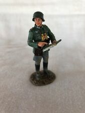 New King & Country German Army Map Figure