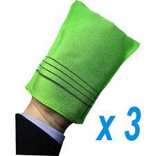 3P Korean Italy Shower Bath Massage Korea Towel Body Scrub Exfoliating Towels