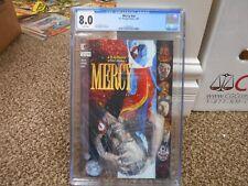 Mercy nn 1 cgc 8.0 DC Vertigo 1993 1st print from Sandman square bound NICE COOL