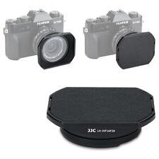 JJC Bayonet Lens Hood+hood cap for FujifilmFuji Fujinon XF 16mm F 2.8 R WR Lens