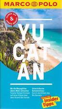 Yucatán Mayagötter Río Secreto Karibik Marco Polo Reiseführer & Extra-Faltkarte