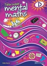 New Wave Mental Maths Workbook - Book D by Eddy Krajcar (Paperback, 2011)