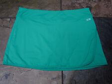 618 Champion Talla Mediana Kelly Verde Tenis Golf falda falda pantalón con