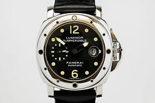 Panerai Luminor Submersible PAM 24 Automatic Dive Watch A Series