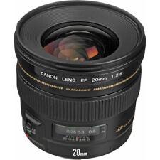 Objectifs grand angle pour appareil photo et caméscope 20 mm