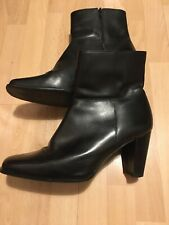 Ankle Boots Black Size 7