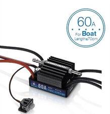 Hobbywing SeaKing Regolatore di velocità impermeabile 60A 2-3S Lipo 6V / 2A BEC