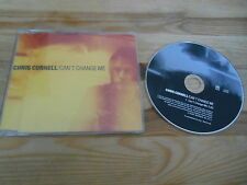 CD Metal Chris Cornell - Can't Change Me (1 Song) Promo A&M sc Presskit