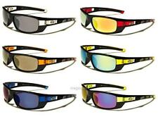 XL605 New Sports Sunglasses Cycling Golf Running Walking Mirror Mens Womens