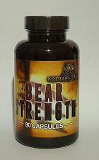 * BEAR STRENGTH by Kodiak Labs * EXTREME GAINS AND SIZE. CENTURION