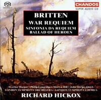 B. Britten - Britten: War Requiem; Sinfonia da Requiem; Ballad of