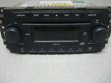 Chrysler Jeep Dodge Radio Stereo Unit AM FM CD Player FACTORY OEM P05064173AG