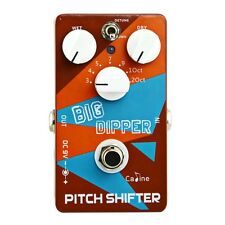 Caline CP-36 Big Dipper Pitch Shifter / Detune Pedal [±2 Octaves]