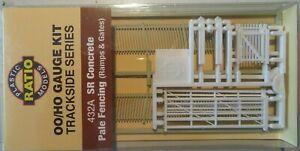 Ratio Southern Concrete Pale Fencing Gates & Ramps 432a