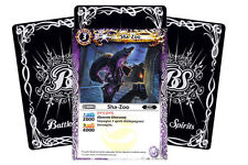 BATTLE SPIRITS: 20 CARTE IN ITALIANO SERIE 2 - LOTTO SHA-ZOO