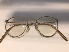 Pantobrille gafas bastidor gafas pantogold troquel sello independiente Antik Vintage