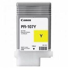 Original Tinte Canon IPF670 iPF680 iPF770 iPF785 / PFI-107Y YELLOW INK Cartridge