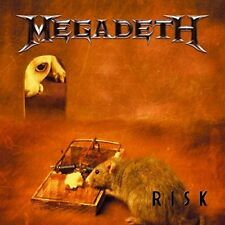 Megadeth CD Risk / EMI Capitol Records ‎scellé 0724359862224