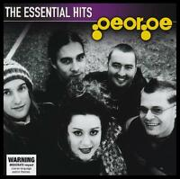 GEORGE - ESSENTIAL HITS CD Album ~ KATIE NOONAN ~ 00's AUSTRALIN POP *NEW*