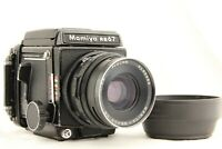 【 EXC+5 】 MAMIYA RB67 Pro +SEKOR NB 90mm f/3.8 + 120 Filmback , Hood  from JAPAN
