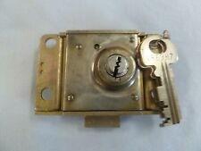Western Electric 30C Payphone Lock w/2 Keys AT&T 30 C Pay Phone Single & 3 Slot