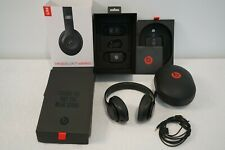 BEATS by Dr. Dre Studio3 WIRELESS Over the EAR Headphones Matte Black MQ562LL/A