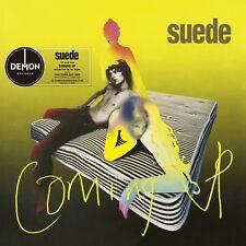 SUEDE COMING UP LP VINYL NEW 33RPM