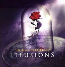 Illusions - Thomas Bergersen (2012, CD NEUF)